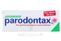 PARODONTAX DENTIFRICE GEL FLUOR 75ML x2 à EPERNAY