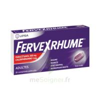 FERVEXRHUME Comprimés pelliculés Plq/16 à EPERNAY