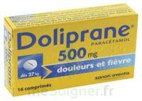 DOLIPRANE 500 mg Comprimés 2plq/8 (16) à EPERNAY