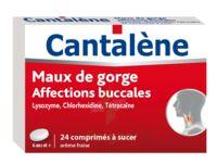 CANTALENE, comprimé à sucer à EPERNAY