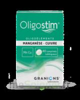 OLIGOSTIM Manganèse Cuivre Cpr subl T/40 à EPERNAY