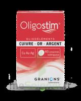 OLIGOSTIM Cuivre Or Argent Cpr subl T/40 à EPERNAY