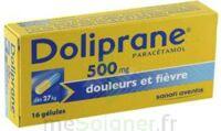 DOLIPRANE 500 mg Gélules B/16 à EPERNAY