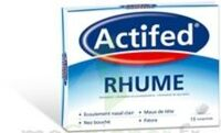 ACTIFED RHUME, comprimé à EPERNAY
