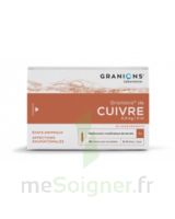 GRANIONS DE CUIVRE 0,3 mg/2 ml S buv 30Amp/2ml à EPERNAY