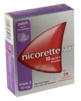 Nicoretteskin 10 mg/16 h Dispositif transdermique B/28 à EPERNAY