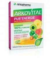 Arkovital Pur'Energie Multivitamines Comprimés dès 6 ans B/30 à EPERNAY
