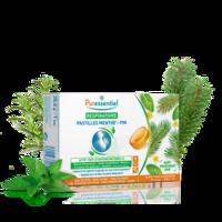 Puressentiel Respiratoire Pastilles Respiratoire Gorge Menthe-Pin - 18 pastilles à EPERNAY