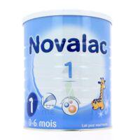 Novalac 1 Lait poudre 800g à EPERNAY