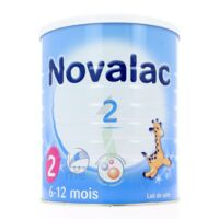 Novalac 2 Lait en poudre 800g à EPERNAY