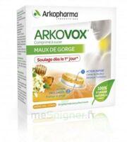 Arkovox Comprimés à sucer miel citron B/20 à EPERNAY