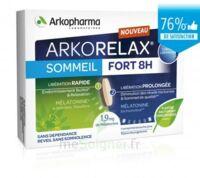 Arkorelax Sommeil Fort 8H Comprimés B/15 à EPERNAY