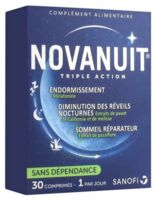 Novanuit Triple Action B/30 à EPERNAY