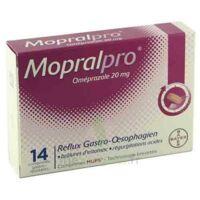 MOPRALPRO 20 mg Cpr gastro-rés Film/14 à EPERNAY