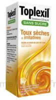 TOPLEXIL 0,33 mg/ml sans sucre solution buvable 150ml à EPERNAY