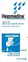 HEXOMEDINE 1 POUR MILLE S appl loc Fl/250ml à EPERNAY