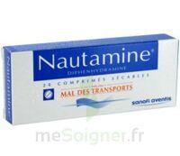 NAUTAMINE, comprimé sécable à EPERNAY