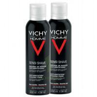 VICHY mousse à raser peau sensible LOT à EPERNAY