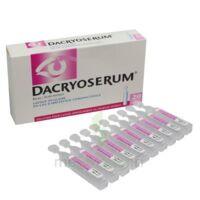 DACRYOSERUM Solution pour lavage ophtalmique en récipient unidose 20Unidoses/5ml à EPERNAY