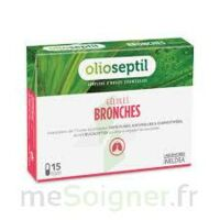 Olioseptil Bronches 15 Gélules à EPERNAY