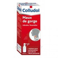COLLUDOL Solution pour pulvérisation buccale en flacon pressurisé Fl/30 ml + embout buccal à EPERNAY