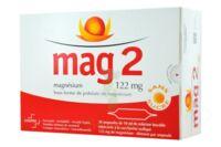 MAG 2 122 mg S buv en ampoule sans sucre édulcoré à la saccharine sodique 30Amp/10ml à EPERNAY
