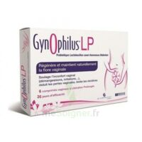 Gynophilus LP Comprimés vaginaux B/6 à EPERNAY