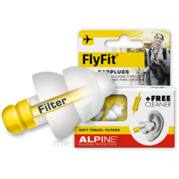 Bouchons d'oreille FlyFit ALPINE à EPERNAY