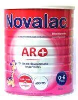 NOVALAC AR + 0-6 MOIS Lait pdre B/800g à EPERNAY