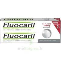 Fluocaril Bi-Fluoré 145 mg Pâte dentifrice blancheur 2*75ml à EPERNAY