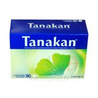 TANAKAN 40 mg, comprimé enrobé PVC/alu/90 à EPERNAY