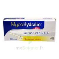 MYCOHYDRALIN 500 mg, comprimé vaginal à EPERNAY