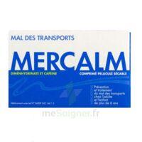 MERCALM, comprimé pelliculé sécable à EPERNAY
