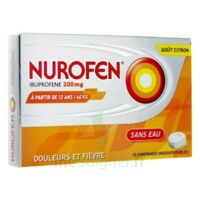 NUROFEN 200 mg, comprimé orodispersible à EPERNAY