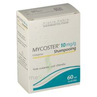 MYCOSTER 10 mg/g, shampooing à EPERNAY