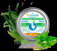 Puressentiel Respiratoire Gommes Menthe-Eucalyptus Respiratoire - 45 g à EPERNAY