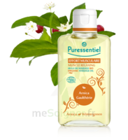 Puressentiel Articulations & Muscles Huile de massage BIO** Effort Musculaire - Arnica - Gaulthérie - 100 ml à EPERNAY