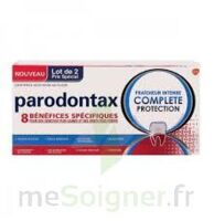 Parodontax Complete protection dentifrice lot de 2 à EPERNAY