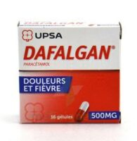 DAFALGAN 500 mg Gélules 2plq/8 (16) à EPERNAY