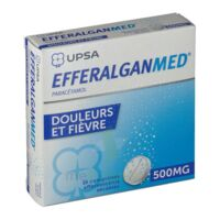 EFFERALGANMED 500 mg, comprimé effervescent sécable à EPERNAY