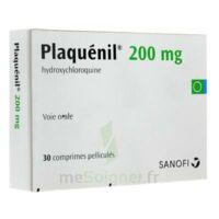 PLAQUENIL 200 mg, comprimé pelliculé à EPERNAY