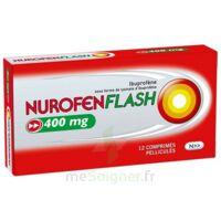 NUROFENFLASH 400 mg Comprimés pelliculés Plq/12 à EPERNAY