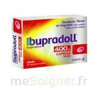 IBUPRADOLL 400 mg Caps molle Plq/10 à EPERNAY