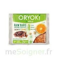 Oryoki Veggie Barre cacao orange B/2 à EPERNAY