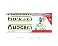 Fluocaril Kids Gel dentifrice Fraise 0/6ans 2*50ml à EPERNAY