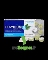 Elgydium Antiplaque Chew gum B/10 à EPERNAY