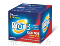 Bion 3 Défense Junior Comprimés à croquer framboise B/30 à EPERNAY
