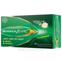 Beroccaboost Comprimés effervescents B/20 à EPERNAY