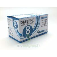 Diabfine Aiguille pour stylo injecteur 31Gx8mm B/100 à EPERNAY