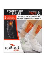 EPITACT SPORT PROTECTIONS TIBIALES EPITHELIUMTACT 03, bt 2 à EPERNAY